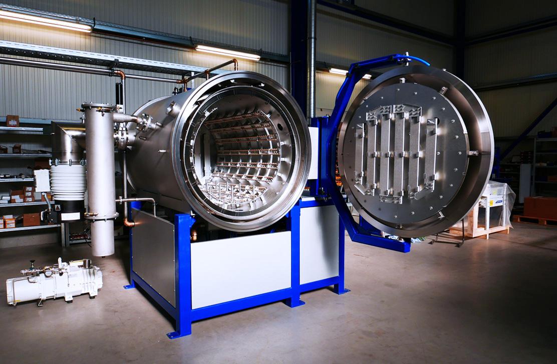Molybdenum / tungsten furnaces