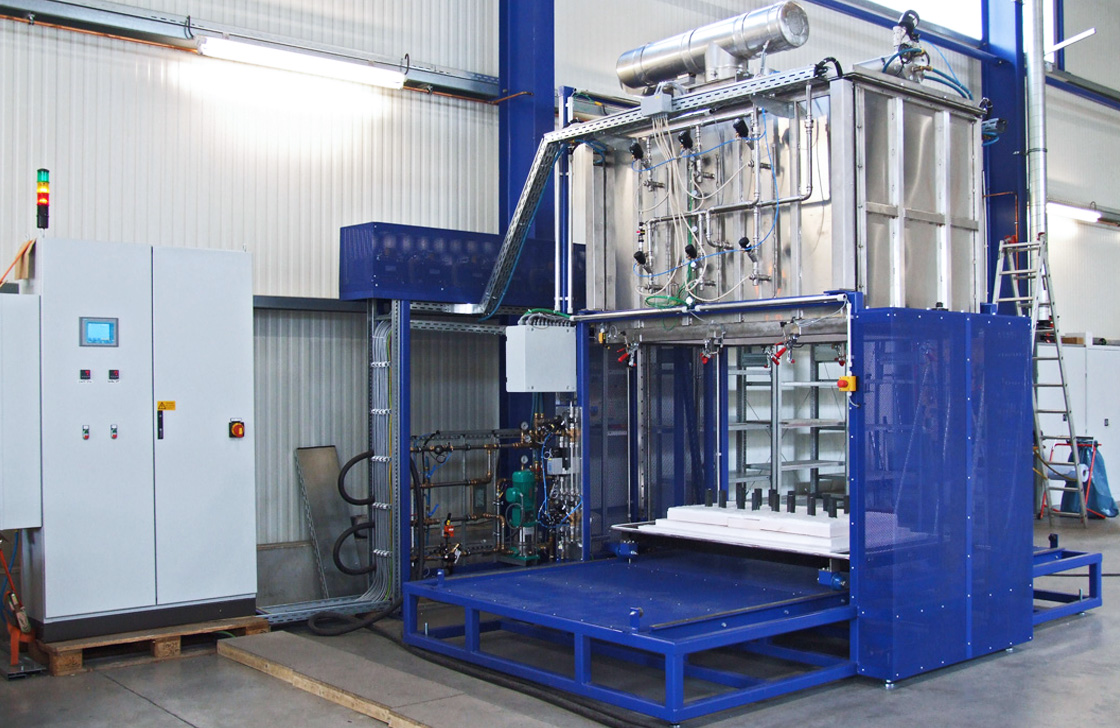 Integrated hood type furnaces