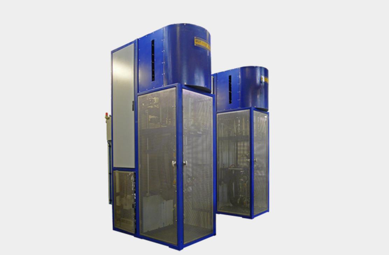 Retort heat treatment furnaces