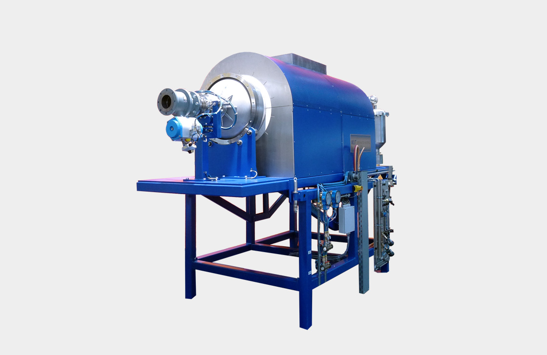 Rotary tube furnaces