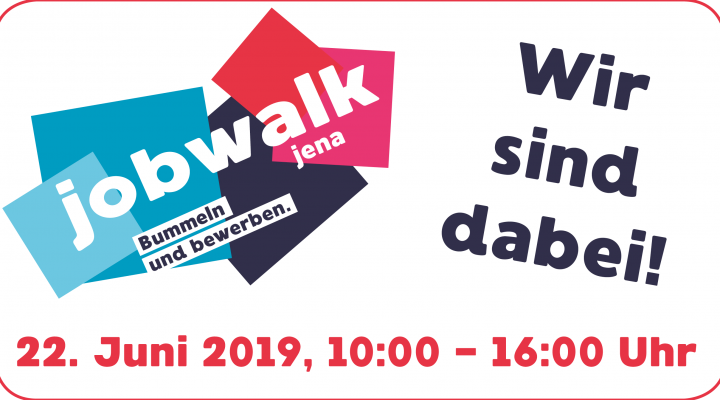 jobwalk Messe in Jena
