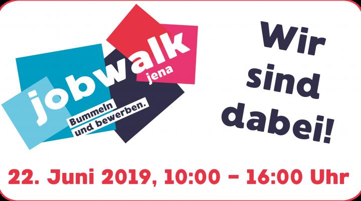jobwalk Messe in Jena
